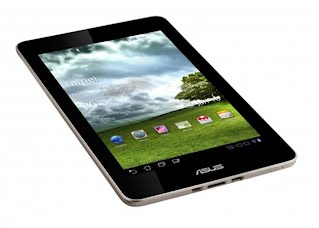 Google Asus Tablet