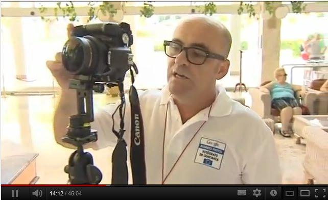 Francis Ortiz en Televisión Canaria