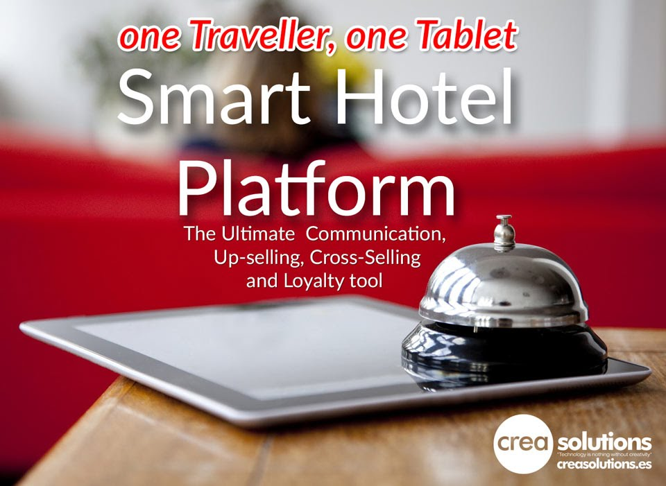 Smart Hotel by Crea Solutions