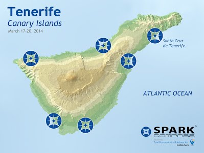 Spark compass en Tenerife