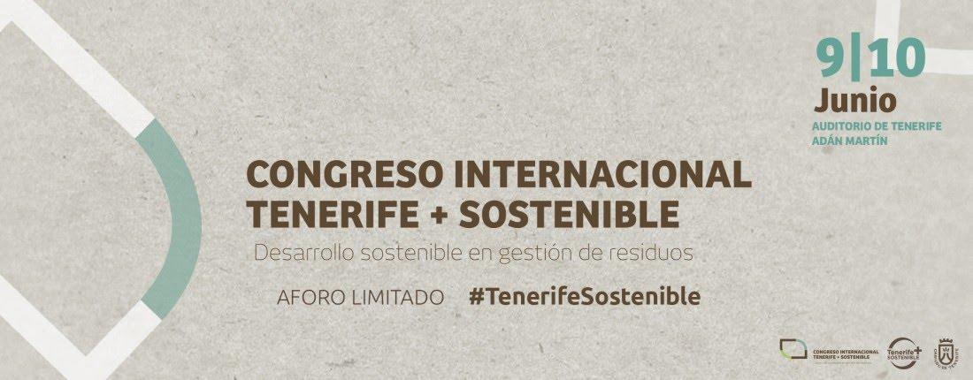 Mapas de actividad para el congreso Tenerife más sostenible