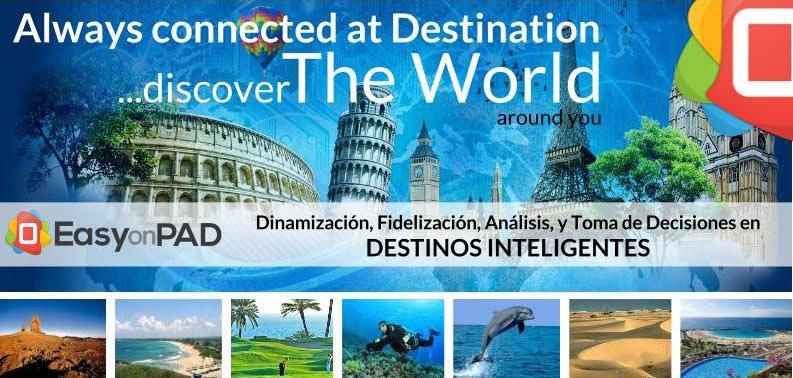 Destinos Inteligentes, Turistas siempre conectados