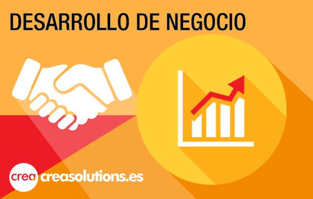 Servicios profesionales de Desarrollo de Negocio y Representación mercantil en Tenerife de Crea Solutions Francis Ortiz Canarias España
