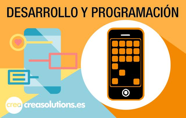Servciios de Desarrollo y programación de Apps en Canarias Tenerife España