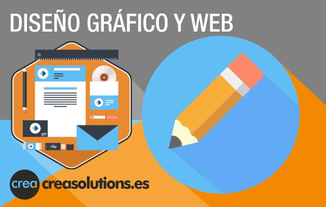 Servicios de Diseño Gráfico y web en Tenerife de Crea Solutions - Francis Ortiz Canarias Spain