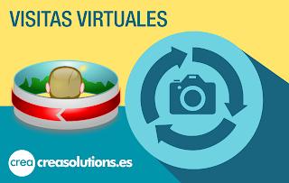 Servciios de Desarrollo y programación de Visitas Virtuales y Tours Interactivos VR en Canarias Tenerife España