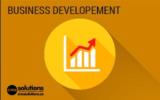 Desarrollo de Negocio Servicios de Crea Solutions Canarias