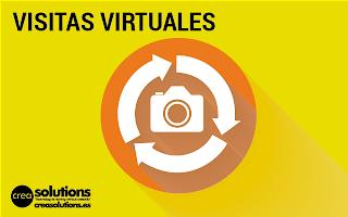 Servicios Crea Solutions Visitas Virtuales en Tenerife