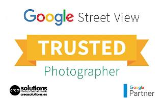 Visitas Virtuales en Street View Trusted Servicios de Crea Solutions Canarias