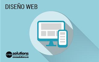 Diseño web Crea Solutions Servicios de Francis Ortiz en Canarias Baleares y Peninsula