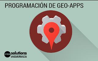 Desarrollo de aplicaciones de Geolocalización Francis Ortiz Crea Solutions