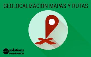 Geolocalización con Google Maps Servicios de Crea Solutions Canarias