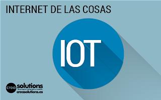Internet de las Cosas Servicios de Crea Solutions Canarias
