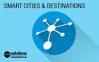 Ciudades y Destinos Inteligentes Servicios de Crea Solutions Canarias